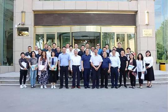 中国建筑装饰装修材料协会赴喀什考察